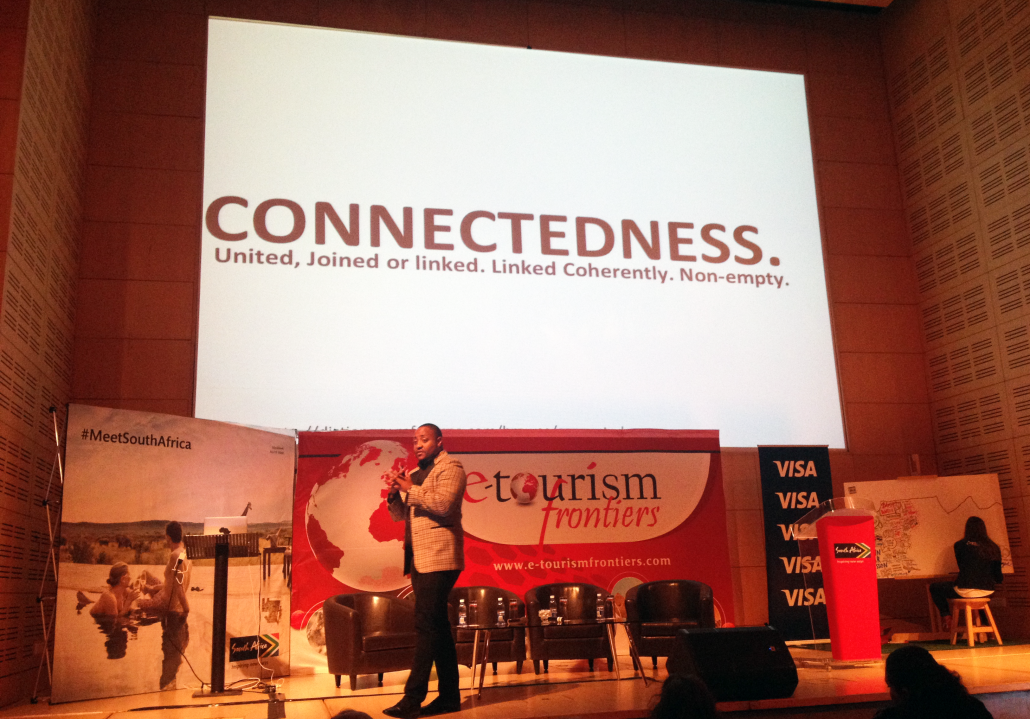 E-tourism-connectedness