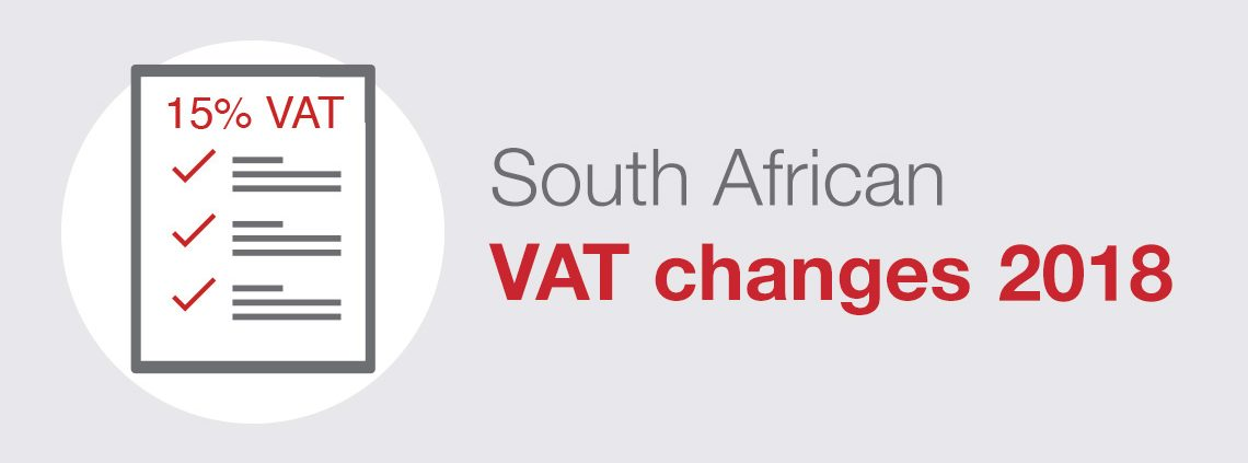 VAT changes