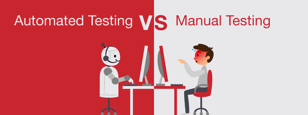 Automated-Testing-VS-Manual-testing